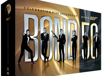 Bond 50 - A 22 Film Blu-ray Collection