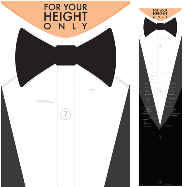 Bond Height Chart