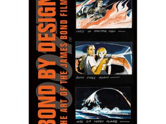 Bond by Design The Art of the James Bond Films Hardcover Book