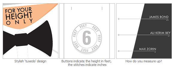 Bond measuring chart