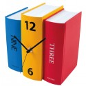 Book Set Desk Clock