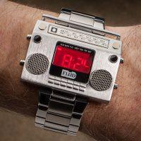Boombox Wristwatch