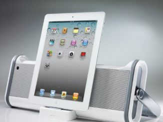 Boombox for iPad Tablet