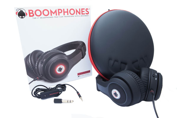 Boomphones Phantom Headphones
