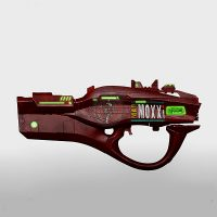 Borderlands 2 - Miss Moxxis Bad Touch Full Scale Replica