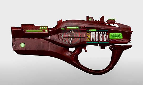 Borderlands 2 Miss Moxxi's Bad Touch Replica