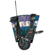 Borderlands Claptrap Blu14 Limited Edition Action Figure