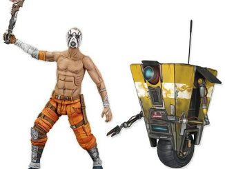 Borderlands Series 1 Action Figure Set