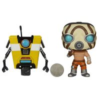 Borderlands Vinyl POP figures
