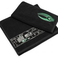 Borg Bath Towel Set