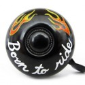 Born To Ride Bike Bell
