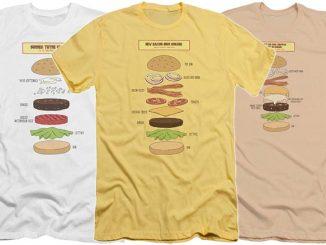 Bob's Burgers Recipe T-Shirts