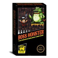 Boss Monster 8 Bit Dungeon Building Card Game