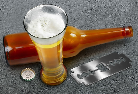 Bottle Blade