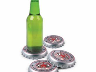 Bottle Top Coasters