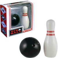 Bowling Salt & Pepper Shakers
