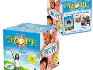 Box Full of Hope Novelty Gift Box