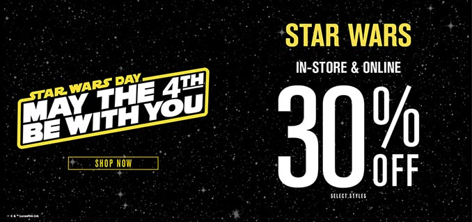 Box Lunch Star Wars Sale