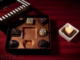 Box of Chocolate Candles
