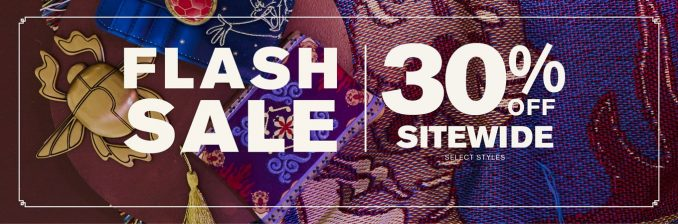 BoxLunch 30 Off Flash Sale