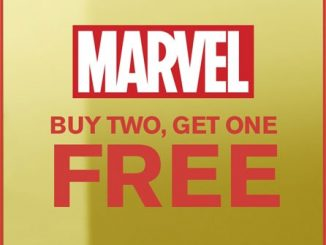BoxLunch Marvel Buy Two Get One Free