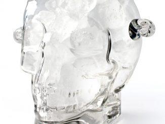 Brainfreeze - Glass Skull Ice Bucket