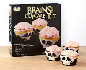 Brains Cupcake Kit