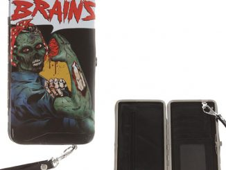 Brains Hinge Wallet