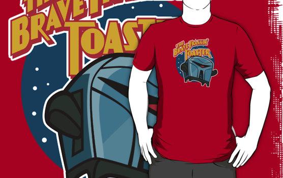 Brave Frakkin' Toaster Shirt