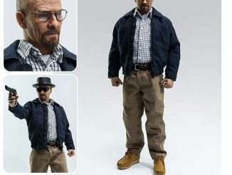 Breaking Bad Heisenberg 1 6 Scale Action Figure