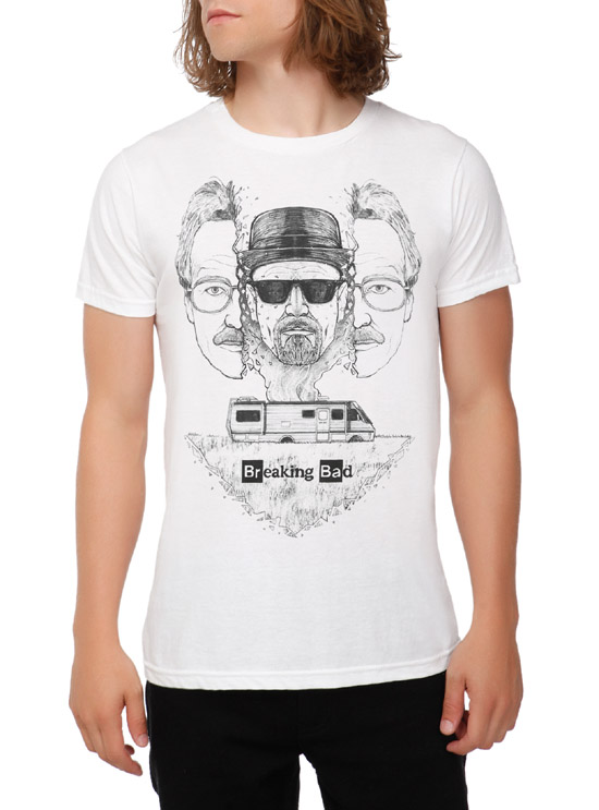 Breaking Bad Heisenberg Inside Shirt