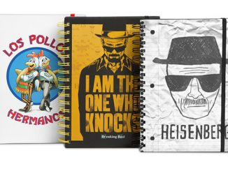 Breaking Bad Journals