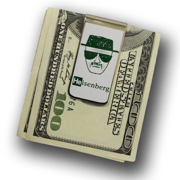 Breaking Bad Money Clip Set