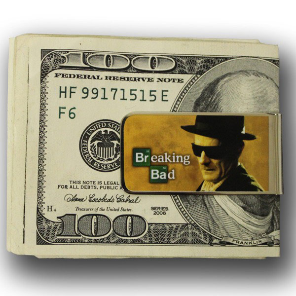 Breaking Bad Money Clips