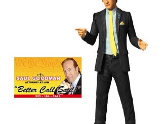 Breaking Bad Saul Goodman 6-Inch Action Figure