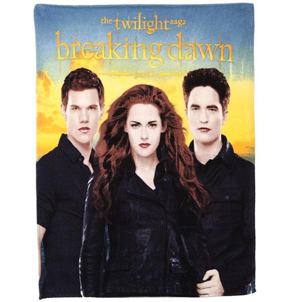 Breaking Dawn Part 2 Trio Comfy Throw