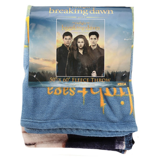 Breaking Dawn Throw