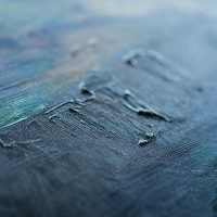 Breath of the Wild Oil Canvas