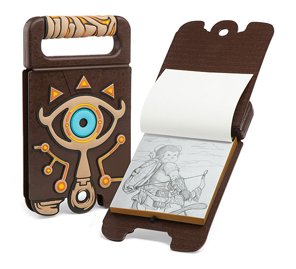 Breath of the Wild Sheikah Slate Sketchbook