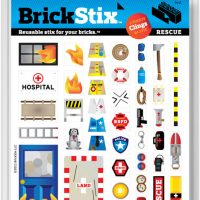 BrickStix LEGO Decals