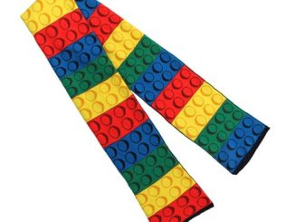 Bricky Blocks Scarf