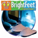 Bright Feet Light-Up Slippers