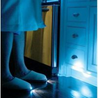 Bright Feet Light Up Slippers