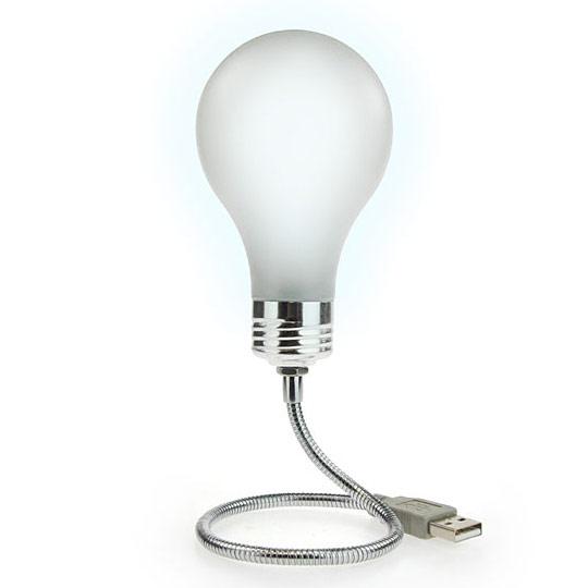 Bright Idea USB Powered Light Bulb