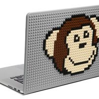 Brik Books Build-On Macbook Cover