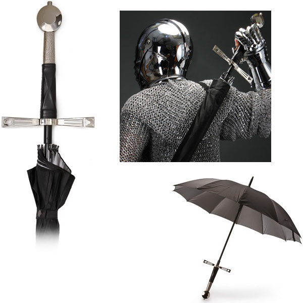 Broadsword-Handle-Umbrella
