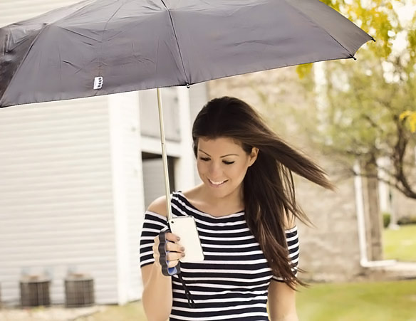 Brolly Textiing Ready Umbrella