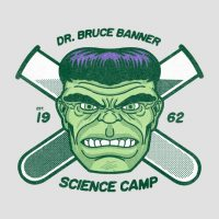 Bruce Banner Science Camp TShirt