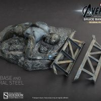Bruce Banner and Hulk Sixth Scale Figure Set Diorama Base