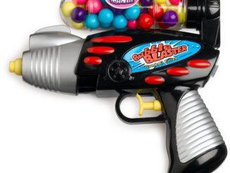 Bubble Blaster Gumball Filled Squirt Gun